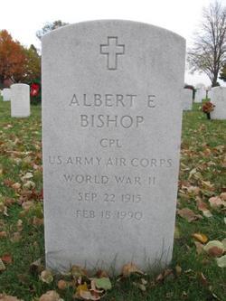 Albert E Bishop