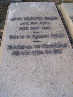 Jane Shelton <I>Ellis</I> Tucker