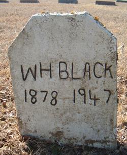 W. H. Black