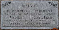 Samuel Eugene Weight