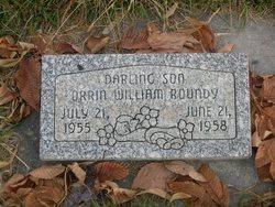 Orrin William Roundy