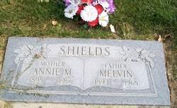 Annie Eliza <I>Mercer</I> Shields