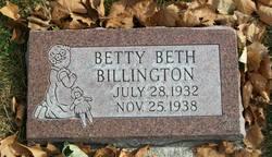 Betty Beth Billington