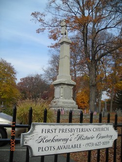 First Presbyterian Church Cemetery