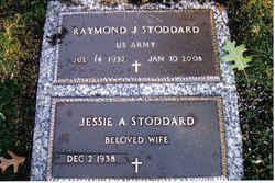 Raymond J Stoddard