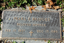 Pearl Ethel <I>Large</I> Bridges