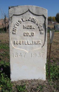 Rufus Lilbern Johnson