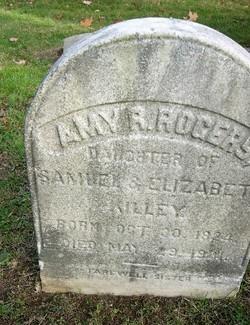 Amy R <I>Killey</I> Rogers