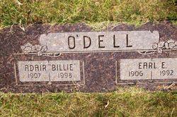 """Hilda Adair """"Billie"""" <I>Williams</I> O'Dell"""