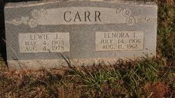 Elnora I <I>Dyer</I> Carr