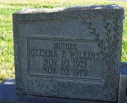 Glenna F <I>Wilkins</I> Cooper