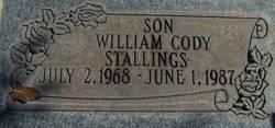 William Cody Stallings