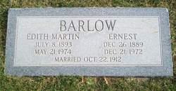 Edith Martin Barlow
