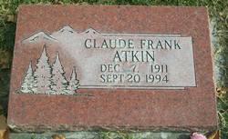 Claude Frank Atkin