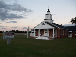 Dalys Chapel Free Will Baptist Church Cemetery