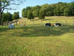 Weatherholtz Family Cemetery