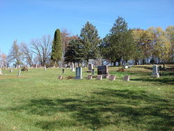 Hills Prairie Cemetery