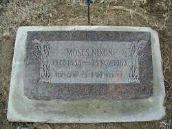 Moses Nixon