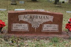 John Gilbert Ackerman