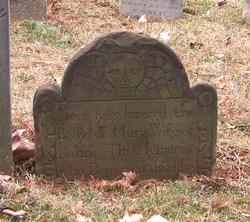Mary Sarah <I>Stillwell</I> Throckmorton