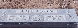 Homer Jarrell Amerson