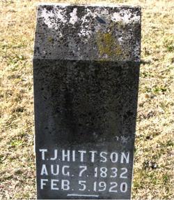 "Thomas Jefferson ""Jeff"" Hittson"