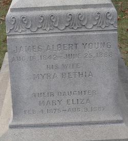 James Albert Young