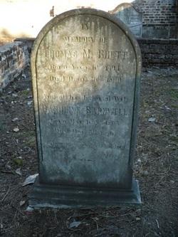 Thomas Moore Rhett (1791-1860) - Find A Grave Memorial