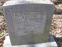 Fredonia <I>Smith</I> Robbins