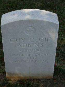 Guy Cecil Adkins