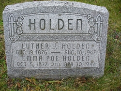 Luther Jacob Holden