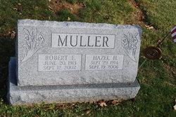 Hazel M. <I>Hann</I> Muller