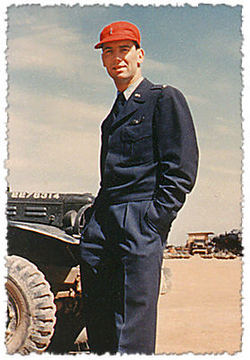 A mission of captain james s steward of the united states air force