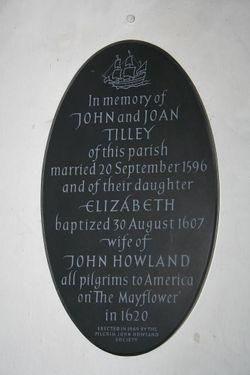 Joan <I>Hurst</I> Tilley