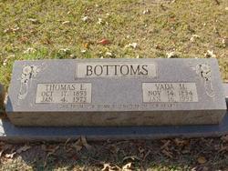 Thomas Elvin Bottoms
