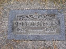 Mary Marcella <I>Brown</I> Blevins