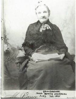 Maria <I>Fleming</I> Hanrahan