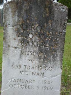 Leroy Alonza Baker