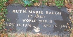 Ruth Marie Baugh