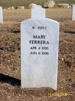 Mary Ferrera