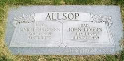 John Levern Allsop