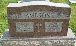 Annie Elizabeth <I>Skala</I> Ambrose