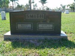Mary <I>Smoak</I> Smith