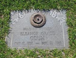 Eleanor Grace <I>Horne</I> Odum