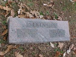 Audley Marie <I>Wallace</I> Atkinson