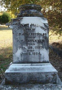 Margaret Josephine <I>Reynolds</I> Faulkner