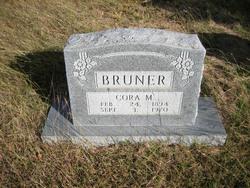 Cora M. Bruner