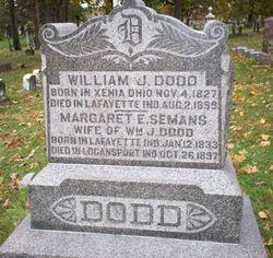 William J Dodd