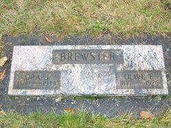 Olive Ethel <I>Kirk</I> Brewster