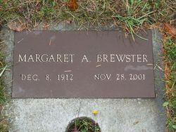 Margaret A <I>Norstrant</I> Brewster